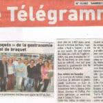 Le Telegramme 05-07-2008